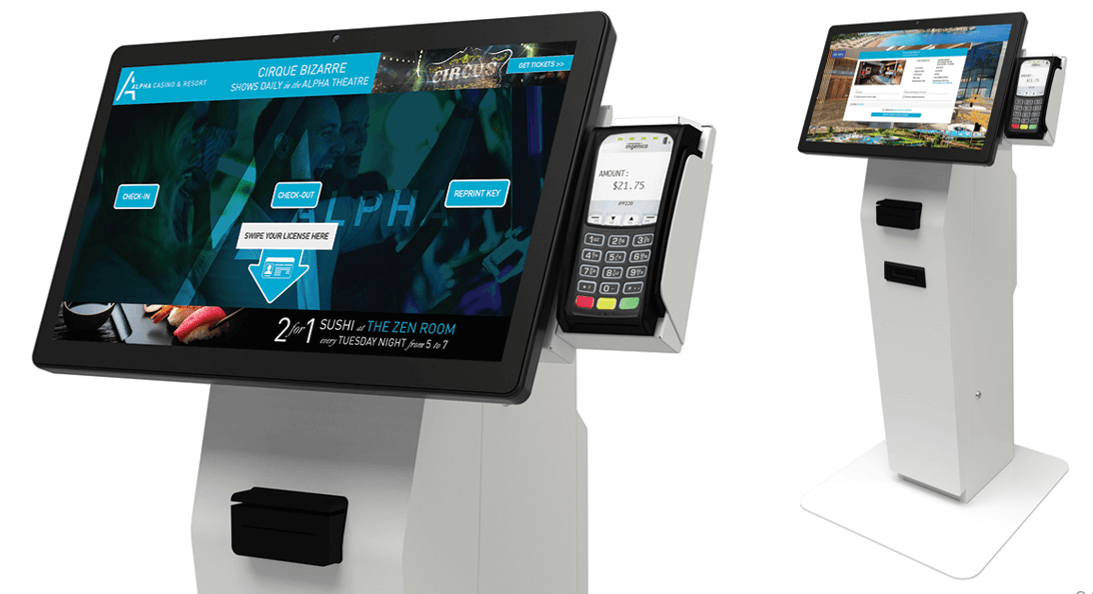 Online Check-In & Kiosks Systems