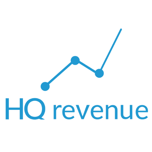 HQ revenue Logo