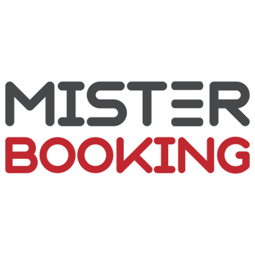 Misterbooking Logo