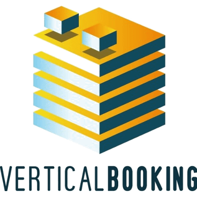 Vertical Booking Logo