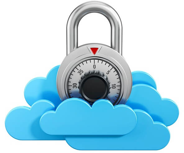 Secured cloud network